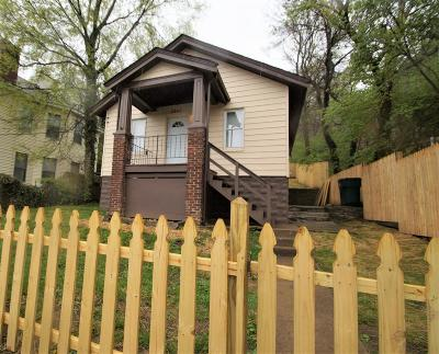 Single Family Home For Sale: 3342 Hillside Avenue