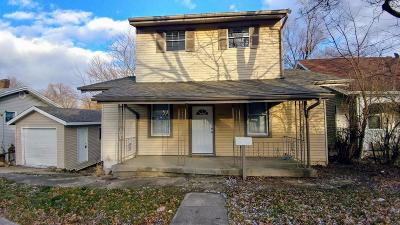 Delhi Twp Single Family Home For Sale: 590 Greenwell Avenue