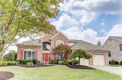 West Chester Single Family Home For Sale: 7386 St Ives Place