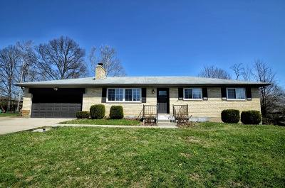 Green Twp Single Family Home For Sale: 6598 Visitation Drive