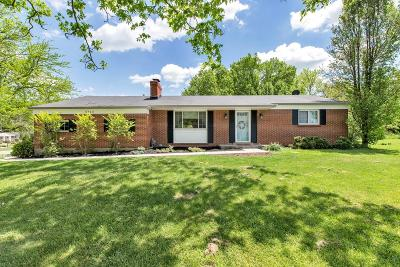 Single Family Home For Sale: 5710 Kenwood Road