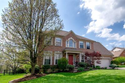 Colerain Twp Single Family Home For Sale: 7147 King James Court
