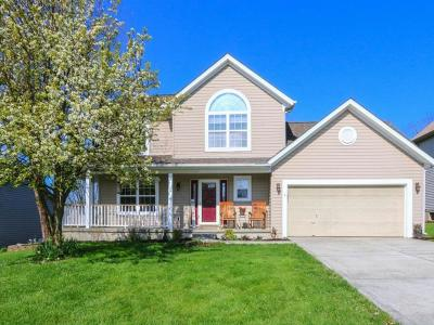 Lebanon Single Family Home For Sale: 1651 Tollgate Court