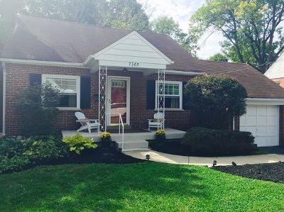 Single Family Home For Sale: 7365 Southside Avenue