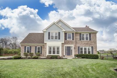 Single Family Home For Sale: 5371 Farmridge Way