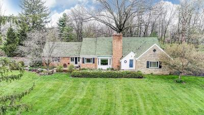 Green Twp Single Family Home For Sale: 1580 Colonial Drive