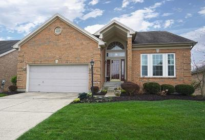 Fairfield Single Family Home For Sale: 6258 Greens Way