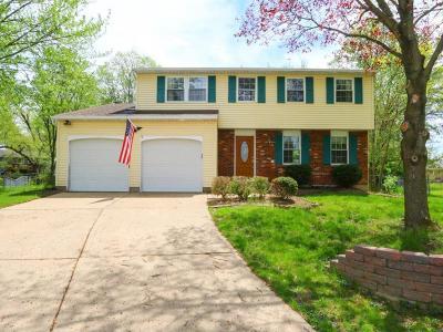Mason Single Family Home For Sale: 921 Leslie Court