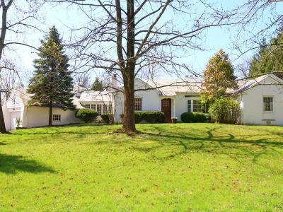 Hamilton County Single Family Home For Sale: 8385 Indian Hill Road