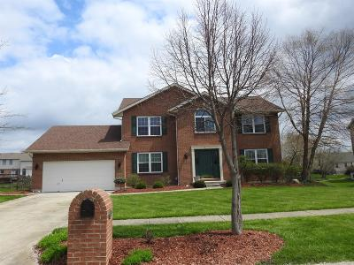 Fairfield Single Family Home For Sale: 6466 Cumberland Lake Court