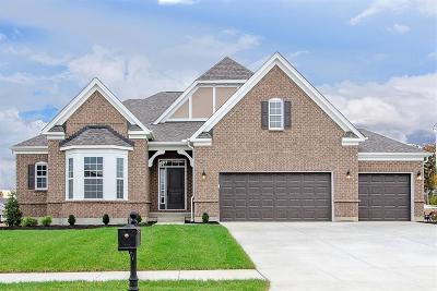 Liberty Twp Single Family Home For Sale: 5773 Fall Creek Court #72