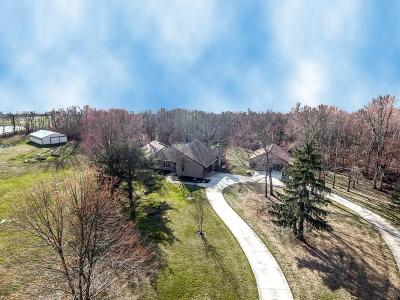 Hamilton Single Family Home For Sale: 8849 Swigert Road