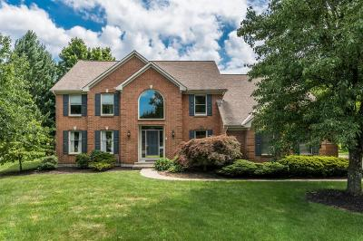 Hamilton Single Family Home For Sale: 8206 Devonshire Place