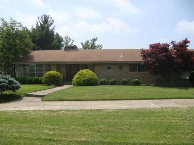 Fairfield OH Single Family Home For Sale: $259,900