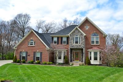 West Chester Single Family Home For Sale: 7985 Kingfisher Lane
