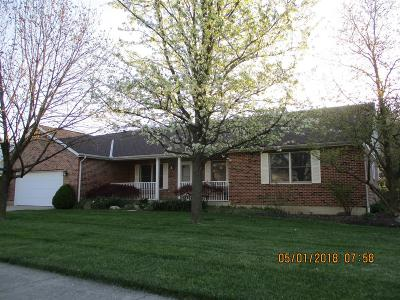 Oxford Single Family Home For Sale: 161 Prevalent Drive
