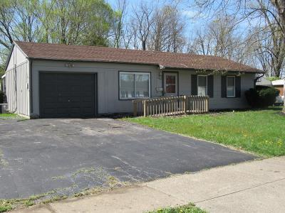 Fairfield Single Family Home For Sale: 4900 Castleton Drive