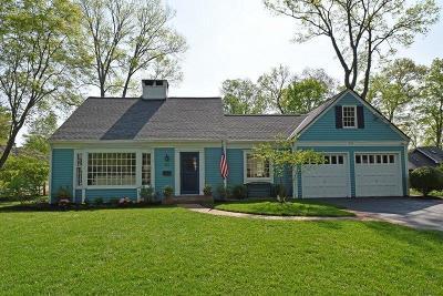 Hamilton County Single Family Home For Sale: 821 Myrtle Avenue