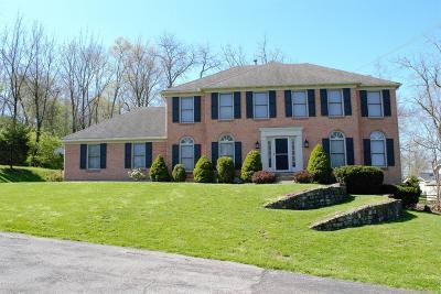 Sharonville Single Family Home For Sale: 3507 Beekley Woods Drive