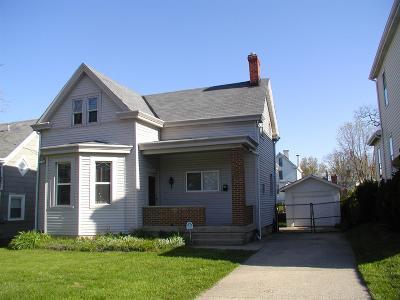 Cheviot Single Family Home For Sale: 3740 Herbert