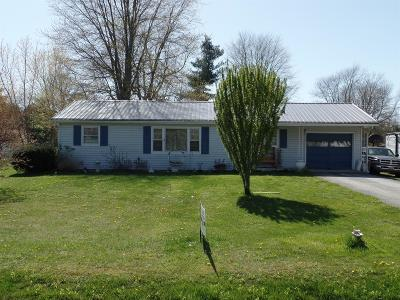Highland County Single Family Home For Sale: 7023 Roush Road