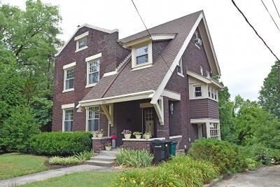 Clifton Single Family Home For Sale: 450 Wood Avenue