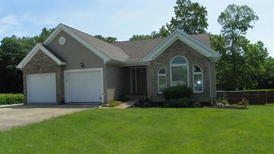 Crosby Twp Single Family Home For Sale: 11866 Oxford Road