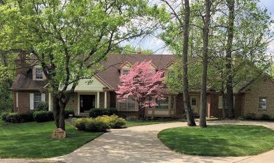 Delhi Twp Single Family Home For Sale: 6475 Mapleton Avenue