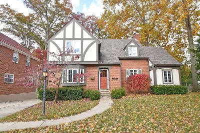 Single Family Home For Sale: 3962 Miami Road