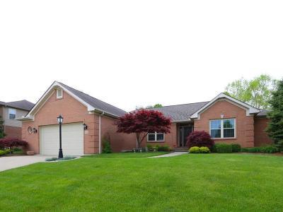 Fairfield Single Family Home For Sale: 351 Hallmark Court