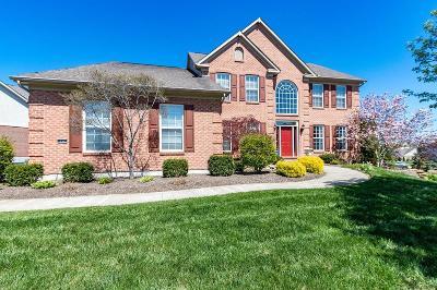 Mason Single Family Home For Sale: 6474 Rosewood Lane