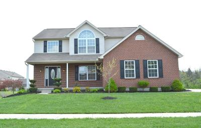 Liberty Twp Single Family Home For Sale: 5592 Creekside Meadows Drive