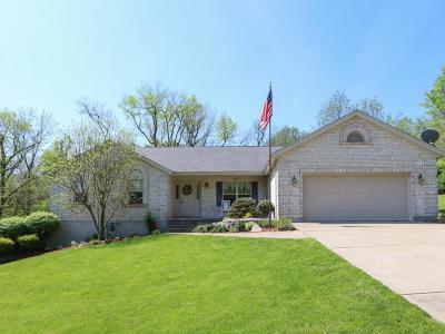 Bright Single Family Home For Sale: 511 Elk Ridge Lane