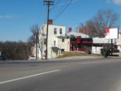 Cincinnati Residential Lots & Land For Sale: 3201 Jefferson Avenue