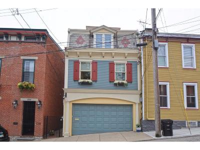 Single Family Home For Sale: 1116 Carney Street