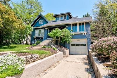 Cincinnati Single Family Home For Sale: 3428 St. Johns Place