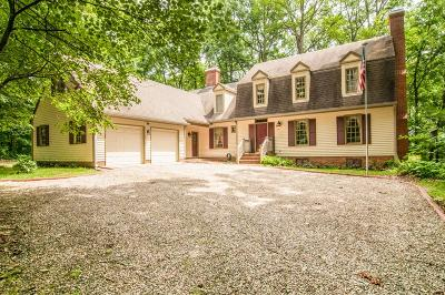Preble County Single Family Home For Sale: 4444 New Market Banta Road