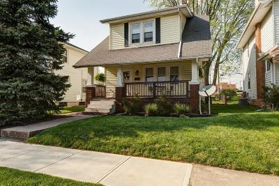 Hamilton Single Family Home For Sale: 918 Webster Avenue