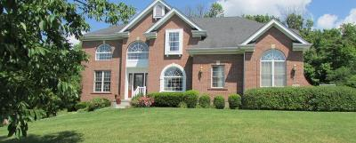 Colerain Twp Single Family Home For Sale: 10022 Pebble Ridge Lane