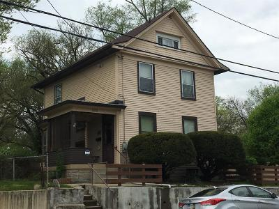 Hamilton Single Family Home For Sale: 603 Franklin Street