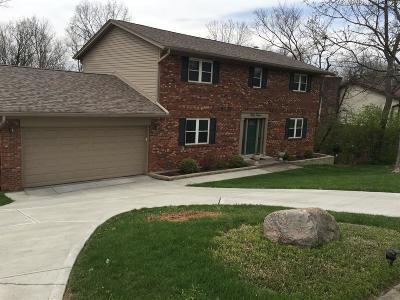 Fairfield Single Family Home For Sale: 3012 Woodside Drive