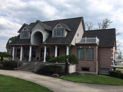 Butler County Single Family Home For Sale: 8863 Keister Road