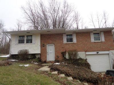 Preble County Single Family Home For Sale: 8458 Hawley Mills Road