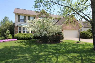 Liberty Twp Single Family Home For Sale: 7112 Royale Drive
