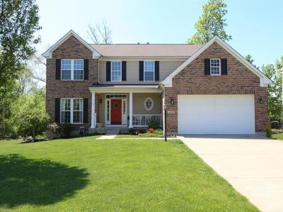 Clermont County Single Family Home For Sale: 1133 Hayward Circle