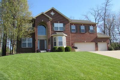 Liberty Twp Single Family Home For Sale: 5798 Wedgewood Terrace