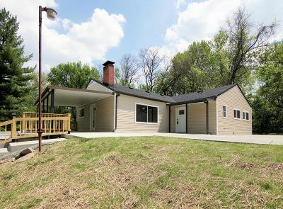 Fairfield Single Family Home For Sale: 5423 S Gilmore Road