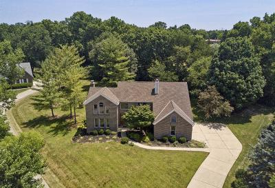 West Chester Single Family Home For Sale: 8082 Kingfisher Lane