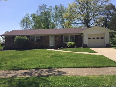 Oxford Single Family Home For Sale: 717 Melissa Drive
