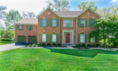 Sharonville Single Family Home For Sale: 10109 Indian Creek Drive